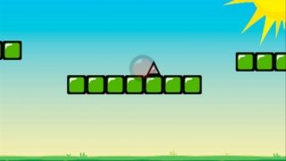 Red Bouncing Ball Spikes imagen 5 Thumbnail
