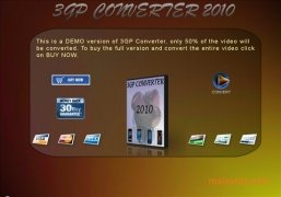 Reganam 3GP Converter imagen 2 Thumbnail