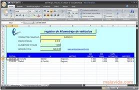 Registro kilometraje vehículos imagen 1 Thumbnail