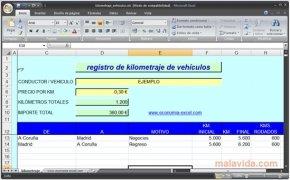 Registro kilometraje vehículos imagen 2 Thumbnail