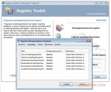 Registry Defragmentation imagem 5 Thumbnail