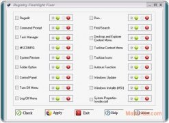 Registry Flashlight Fixer imagen 1 Thumbnail