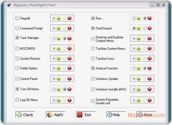 Registry Flashlight Fixer imagen 2 Thumbnail