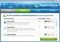 Registry Reviver immagine 2 Thumbnail