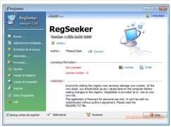RegSeeker imagen 1 Thumbnail