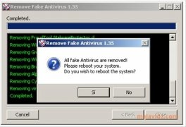 Remove Fake Antivirus bild 1 Thumbnail