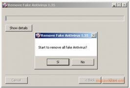 Remove Fake Antivirus bild 2 Thumbnail