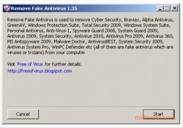 Remove Fake Antivirus image 4 Thumbnail