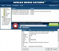 Replay Media Catcher imagen 2 Thumbnail