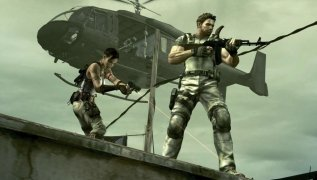 Resident Evil 5 image 8 Thumbnail