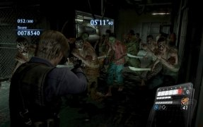 Resident Evil 6 Benchmark imagem 6 Thumbnail