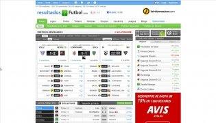Resultados de Fútbol imagen 1 Thumbnail