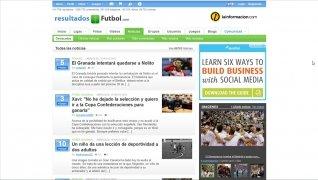 Resultados de Fútbol imagen 4 Thumbnail