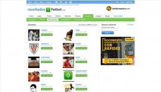 Resultados de Fútbol imagen 6 Thumbnail