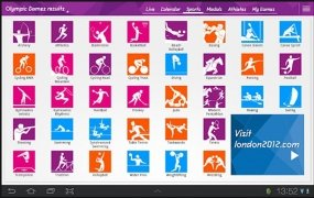 London 2012 Results image 3 Thumbnail