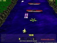 Retro River Raid Изображение 1 Thumbnail