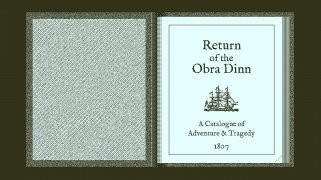 Return of the Obra Dinn immagine 2 Thumbnail