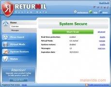 Returnil System Safe Изображение 1 Thumbnail