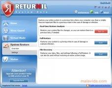 Returnil System Safe Изображение 3 Thumbnail