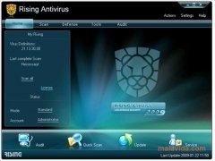 Rising Antivirus imagen 1 Thumbnail