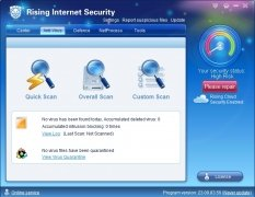 Rising Internet Security bild 2 Thumbnail