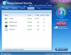 Rising Internet Security bild 4 Thumbnail