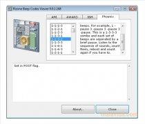 Rizone Beep Codes Viewer imagen 2 Thumbnail