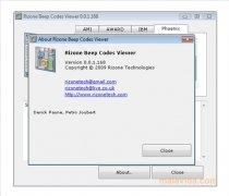Rizone Beep Codes Viewer image 3 Thumbnail