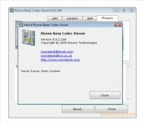 Rizone Beep Codes Viewer imagen 3 Thumbnail