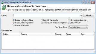 RoboForm immagine 4 Thumbnail