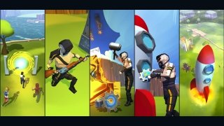 Rocket Royale imagen 4 Thumbnail
