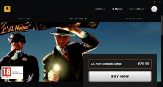 Rockstar Games Launcher image 3 Thumbnail