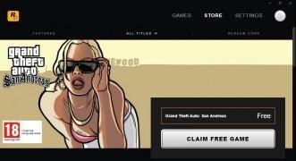 Rockstar Games Launcher image 4 Thumbnail