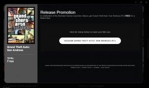 Rockstar Games Launcher image 6 Thumbnail