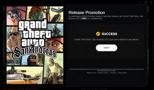 Rockstar Games Launcher image 7 Thumbnail