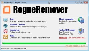 RogueRemover imagen 1 Thumbnail