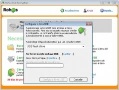 Rohos Disk Encryption imagen 6 Thumbnail