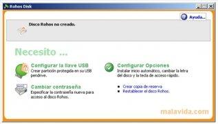 Rohos Mini Drive imagen 1 Thumbnail