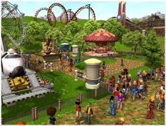 RollerCoaster Tycoon imagem 5 Thumbnail