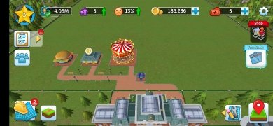 RollerCoaster Tycoon Touch imagem 1 Thumbnail
