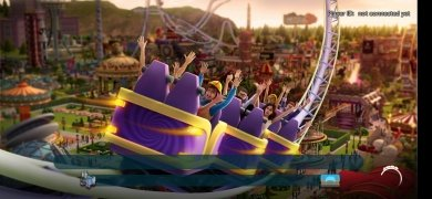 RollerCoaster Tycoon Touch imagem 2 Thumbnail