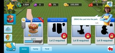 RollerCoaster Tycoon Touch imagem 5 Thumbnail