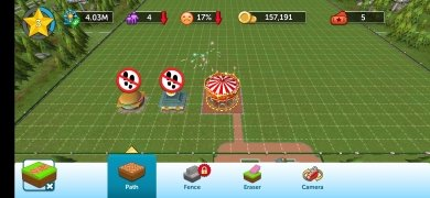 RollerCoaster Tycoon Touch imagem 7 Thumbnail