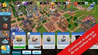 RollerCoaster Tycoon Touch imagen 3 Thumbnail