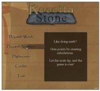 Rosetta Stone  1.1 imagen 1