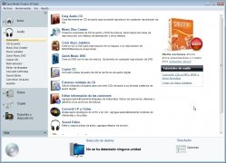 Roxio Easy Media Creator imagen 2 Thumbnail