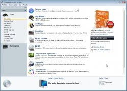Roxio Easy Media Creator imagen 6 Thumbnail