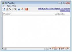RSS Publisher imagen 1 Thumbnail