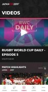 Rugby World Cup 2019 imagen 7 Thumbnail