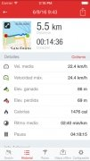 Runtastic Road Bike GPS Cycling & Ride Tracker image 2 Thumbnail